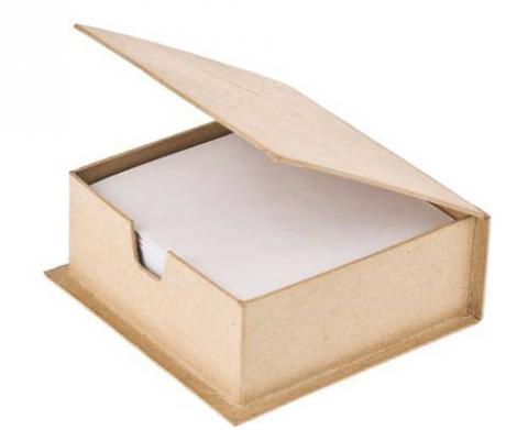 Mamoka17 - Díszíthető jegyzettartó doboz 200 lappal, Alkotókboltja