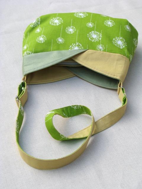 Colette - Pitypangos táska, Meska