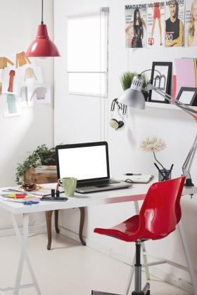 Dekoratív otthoni irodák - Így rendezhetsz be irodát a lakásodban, Bien.hu