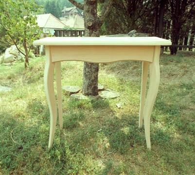 Zsopa - Laptop asztal, Meska