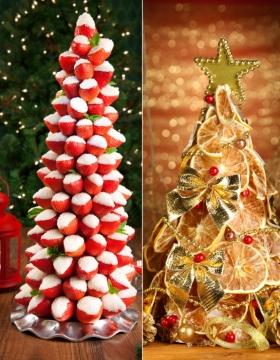 7 alternatív karácsonyfa ötlet, Bien.hu