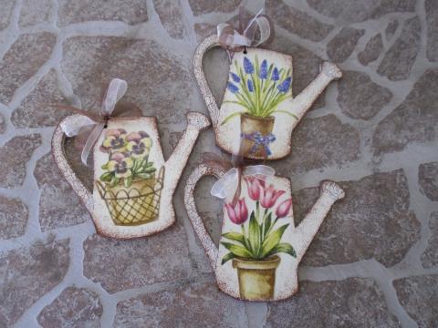 Húsvéti locsoló dekoráció
