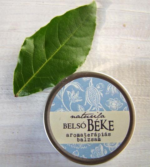 Naturila - Belső béke-aromaterápiás illatbalzsam, Meska