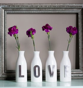 Romantikus Valentin-napi dekorációk, amiket gyorsan elkészíthetsz, Bien.hu