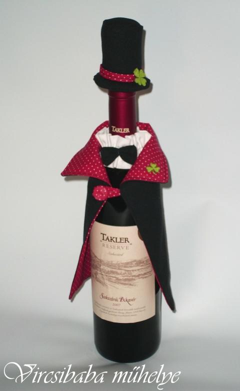 Vircsibaba - Bor-ruha, Meska