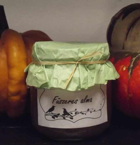Mmajcsi13 - Fűszeres alma lekvár, Ízporta