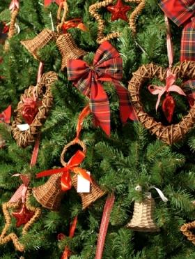 Színkombinációk a karácsonyfa díszítésére, Bien.hu