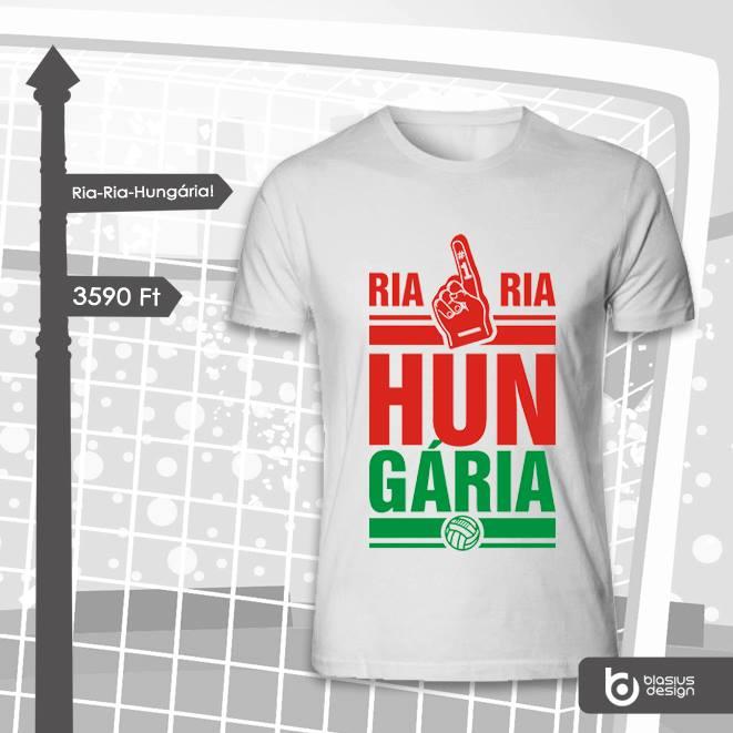 Magyar Válogatott szurkolói póló