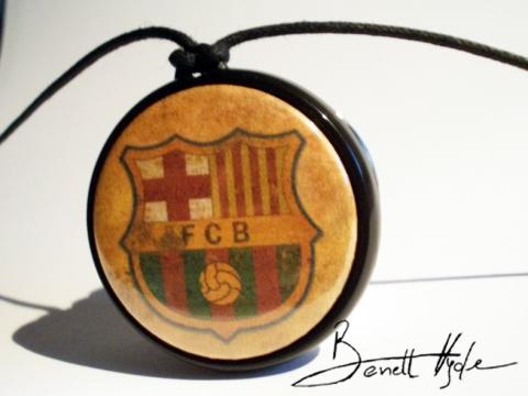 ÚJ! Fc Barcelona medál! ÚJ!, Ékszer, óra, Mindenmás, Medál ...
