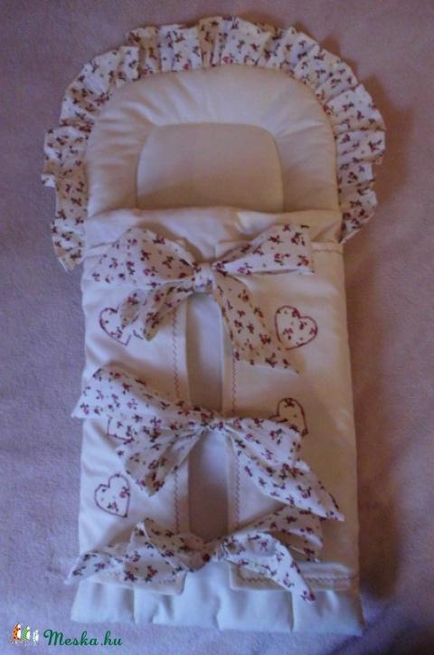 pólya , Baba-mama-gyerek, Baba-mama kellék, Jó minőségű pamutvászonból készült pólya, anyaga 100% pamut alapú vászon, a töltet műsz..., Meska