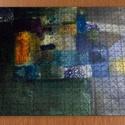 Puzzle - Festmény a kirakón, Dekoráció, Férfiaknak, Játék, Képzőművészet, Minden korosztály számára jó szórakozást jelentő kirakós játékok, puzzle-k készülnek a f..., Meska