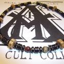 Ahimsa Cult Drikung (AHN007) Egyedi Unisex nyaklánc, Ékszer, óra, Férfiaknak, Nyaklánc, Óra, ékszer, kiegészítő, , Meska