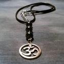 OM  - tökéletes védelmező amulett, Ékszer, óra, Nyaklánc, , Meska