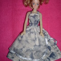 AKCIÓ!!!Barbie,barbi baba alkalmi ruha,selyem,többféle., Játék, Ruha, divat, cipő, Baba, babaház, Női ruha, Varrás, Barbi babának készült ruhák. Egyedi tervek alapján készültek,szatén selyemből. Díszítésük különböző..., Meska
