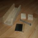 Szappan öntőforma és szappanvágó egyben (sima és hullámos késsel) (Anisum) - Meska.hu