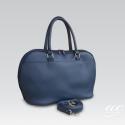 A tengerész barátnője, Táska, Válltáska, oldaltáska, Varrás, Klasszikus formájú, egyszerű vonalvezetésű táska. Kézben hordható, de szükség esetén felcsatolható ..., Meska