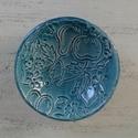 Apacuka ceramics kis tálka, Dekoráció, Konyhafelszerelés, Kerámia, Apacuka ceramics kis tálka. Mosogatógépben mosható és sütőbe betehető. Az alja nincsen mázazva. Egy..., Meska
