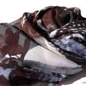 Szellős szürke muszlin csősál , Ruha, divat, cipő, Kendő, sál, sapka, kesztyű, Sál, Női ruha, Varrás, A 10000 Ft feletti ingyen postázás nem vonatkozik minden termékre!!! Kérlek olvasd el ezzel kapcsol..., Meska