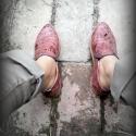 """""""Ő s z"""" cipő női :), Ruha, divat, cipő, Cipő, papucs, Bőrművesség, Varrás, Őszi bőr cipő Saját tervezés, szempont a zártsága és a kényelmes használat volt.  Teljesen tökélete..., Meska"""