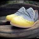 akció Dorothy shoes textil-bőr cipellő, Ruha, divat, cipő, Cipő, papucs, Bőrművesség, Varrás, Méret 37-es 22,5 cm lábra  varázslatos vidám extra, nem is tudom melyik a legjobb jelző...  A lénye..., Meska