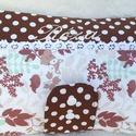 Rókás pelenkatáska, Baba-mama-gyerek, Baba-mama kellék, Varrás, Exkluzív minőségű német designer textil!  Ideális ajándék kismamáknak babalátogatásra vagy csak úgy..., Meska