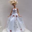 Barbie ruha / Moonlight, Játék, Ruha, divat, cipő, Baba, babaház, , Meska