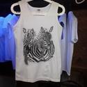 Zebra az ábra, Ruha, divat, cip?, Férfi ruha, , Meska