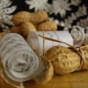 Feketén-Fehéren: Üzenet 2015-re!, Karácsonyi, adventi apróságok, Mindenmás, Ajándékkísérő, képeslap, Papírművészet, Mindenmás, Feketén-Fehéren: Jókívánság, üzenet 2015-re!   Gyermekkorom óta - szinte mondhatni hagyomány nálunk..., Meska