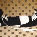 Tornacip?-zokni:), Ruha, divat, cip?, Cip?, papucs, Horgolás, Ez a pár tornacip? hasonló a converse mamusz termékemhez, de ez inkább zokni fazonú:) A cip? és a f..., Meska