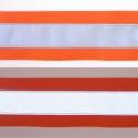 Narancssárga fényvisszaverő pánt, Férfiaknak, Ruha, divat, cipő, Mindenmás, Varrás, Fényvisszaverő pánt textilbőrből, vidám színekben. Ezzel garantáltan észrevesznek! :) Erős, 5 cm szé..., Meska