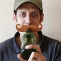 Sörösüveg jelölő (RS6) - 6 db-os szett, Otthon, lakberendezés, Konyhafelszerelés, Férfiaknak, Sör, bor, pálinka, Famegmunkálás, A sörkultúra forradalmát éli. Ezen felbuzdulva készítettük el (szintén fából) egyik legújabb termék..., Meska