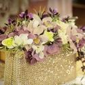 """"""" Buja lila"""" táskacsokor, Esküvő, Esküvői csokor, , Meska"""
