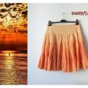-20% AKCIÓ! Naplemente Szoknya Nyár Narancs Női, Ruha, divat, cipő, Női ruha, Szoknya, Varrás, -20%!!!!Narancs Naplemente szoknya  20%-kal leáraztam!!! igy 2990 Ft-ba kerül.  Narancs ombre színá..., Meska
