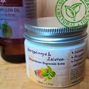 Zöldtea Görögdinnye Hidratáló Arckrém Vegyes-Problémás bőrre, Szépségápolás, Kozmetikum, Mindenmás, 50 ml- Kombinált/Vegyes bőrre készült krém, mely kiegyensúlyozza a bőr faggyútermelését, összehúzza..., Meska