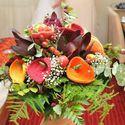 Horgolt kála csokorba kötve, Esküvő, Dekoráció, Dísz, , Meska