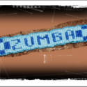 Csomózott feliratos karkötő  Kék, Ékszer, óra, Karkötő, , Meska