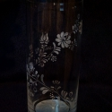 7dl virág váza csavart mintával, Magyar motívumokkal, Otthon, lakberendezés, Kaspó, virágtartó, váza, korsó, cserép, , Meska