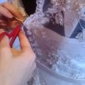 Menyasszonyi ruha, Ruha, divat, cipő, Esküvői ruha, Varrás, Egyedi, különleges menyasszonyi ruhát szeretnél? Mi elkészítjük neked :)   1. Vedd fel velünk itt me..., Meska