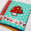 Babakönyv, Baba-mama-gyerek, Baba-mama kellék, Kézzel készült egyedi minőségi babakönyv a Legkisebbeknek.  A babakönyv pár hónapos kortól 3 éves ko..., Meska