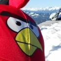 Piros Angry Birds sisakhuzat univerzális méretben, XS-XXXL bukósisakokra tervezve, Ruha, divat, cipő, Gyerekruha, Gyerek (4-10 év), Kendő, sál, sapka, kesztyű, Varrás, ANGRY BIRDS sisakhuzattal igazán vagánnyá és különlegessé varázsolhatod bukósisakodat!  Rugalmas el..., Meska