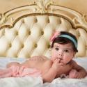 Tűzött ágyvég - Fotóháttér babafotózáshoz 80x120cm, Baba-mama-gyerek, Dekoráció, , Meska