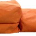 Háromrészes babzsák, Bútor, Ágy, Szék, fotel, Varrás, Három egyenlő részből álló babzsák. Szétnyitható, ággyá alakítható. Összecsukható, fotelként, vagy p..., Meska