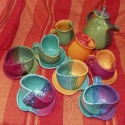 Teaset for Daria:), Konyhafelszerels, Bgre, cssze, Kancs , Kermia, 1db teskanna:kb.1,5 liter