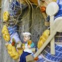 Konyhatündér-Géza a molnár, Dekoráció, Otthon, lakberendezés, Konyhafelszerelés, Dísz, Virágkötés, Vannak emberkék akik szeretik feldisziteni a konyhájukat is,azoknak készült ,akik szeretnek sütni-f..., Meska