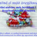 Ksztsd el sajt vegkszered! , Mindenms, kszerkszts, vegmvszet, Vsrlsi utalvny amely bevlthat 1 napos fusing kszer kszt tanfolyamra.