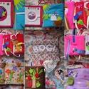 Egyedi készségfejlesztő textilkönyv,puhakönyv, Baba-mama-gyerek, Játék, Készségfejlesztő játék, Ez a könyvecske már elkelt,de ha tetszik,szívesen,névre szólóan elkészítem Nektek is 10 aktív oldalb..., Meska