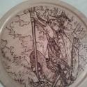 Robin Hood, Dekoráció, Konyhafelszerelés, Otthon, lakberendezés, Edényalátét, , Meska