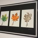Elmúlás-ceruzarajz, Képzőművészet, Otthon, lakberendezés, Dekoráció, Falikép, Festészet, A képet akvarellceruzával készítettem akvarellpapírra. Mérete: 50x70 cm, kerettel együtt adom. ( a ..., Meska