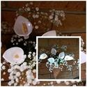 5db Kála  Kerámia Virág, Otthon, lakberendezés, Dekoráció, Kaspó, virágtartó, váza, korsó, cserép, Kerti dísz, Kerámia, Virágkötés,  Szedj egy  csokrot  a virágos kertemből!  Egész évben üde színfoltja lehet otthonodnak.A csokrot k..., Meska
