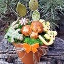 """,Erdei Találkozó""""Kerámia Asztaldísz, Dekoráció, Otthon, lakberendezés, Kaspó, virágtartó, váza, korsó, cserép, Kerámia, Virágkötés, Egy kis erdei története.Aprólékos kézi munkával fehér agyagból készítettem ezeket a gekkókat  fákat..., Meska"""
